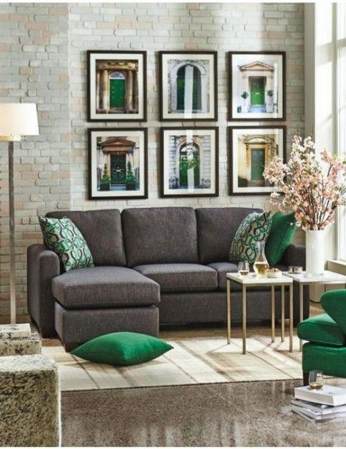 Best 10+ Small Sectional Sofa Ideas On Pinterest | Couches For In Small Sofas With Chaise Lounge (Image 5 of 20)