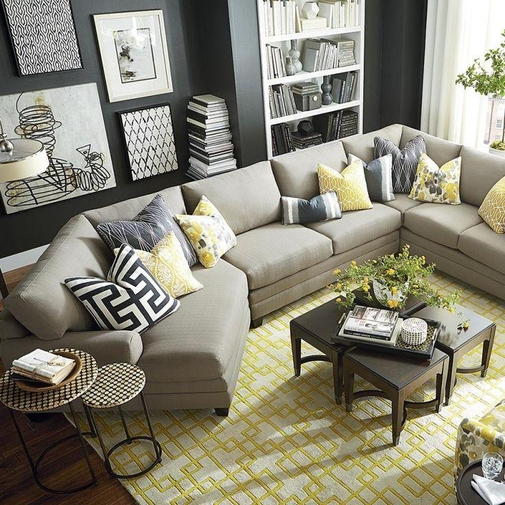 Best 10+ Small Sectional Sofa Ideas On Pinterest | Couches For Inside Small L Shaped Sectional Sofas (View 17 of 20)