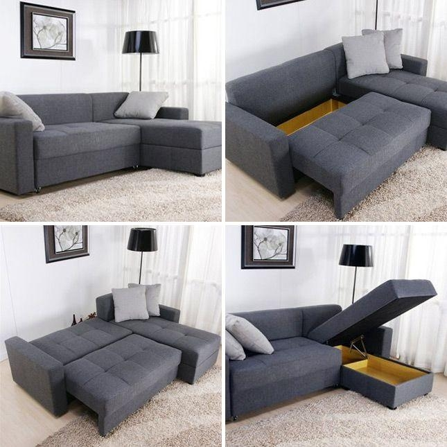 Best 10+ Small Sectional Sofa Ideas On Pinterest | Couches For Intended For Small Sofas With Chaise Lounge (Image 6 of 20)