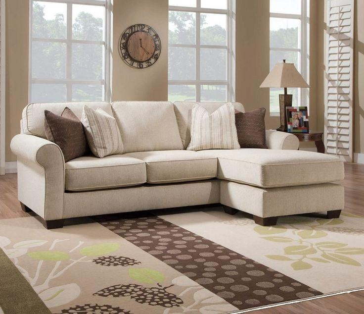 Best 10+ Small Sectional Sofa Ideas On Pinterest | Couches For Pertaining To Small Sofas With Chaise Lounge (View 17 of 20)