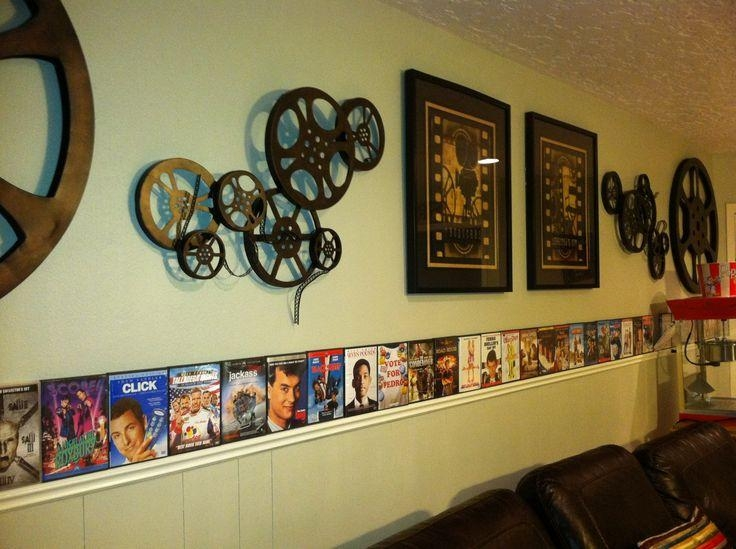 Best 10+ Theater Room Decor Ideas On Pinterest | Media Room Decor Inside Home Theater Wall Art (View 3 of 20)