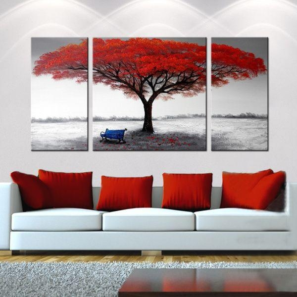 Best 20+ 3 Piece Canvas Art Ideas On Pinterest | Fall Canvas Intended For 3 Pc Canvas Wall Art Sets (Image 6 of 20)