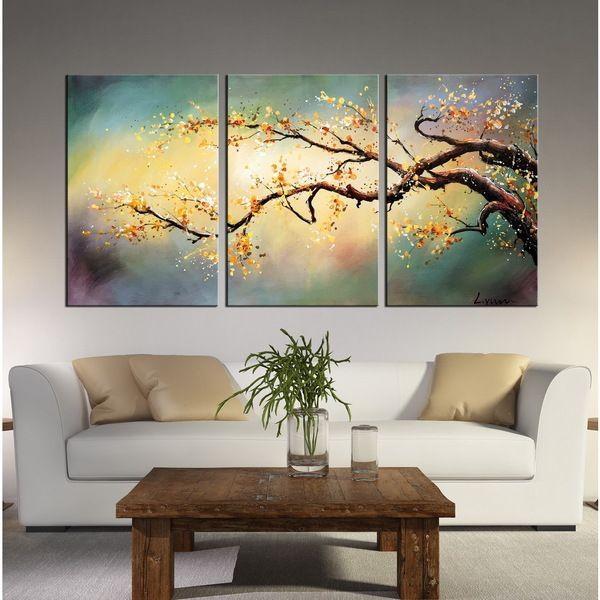 Best 20+ 3 Piece Canvas Art Ideas On Pinterest | Fall Canvas Regarding Autumn Inspired Wall Art (View 11 of 20)