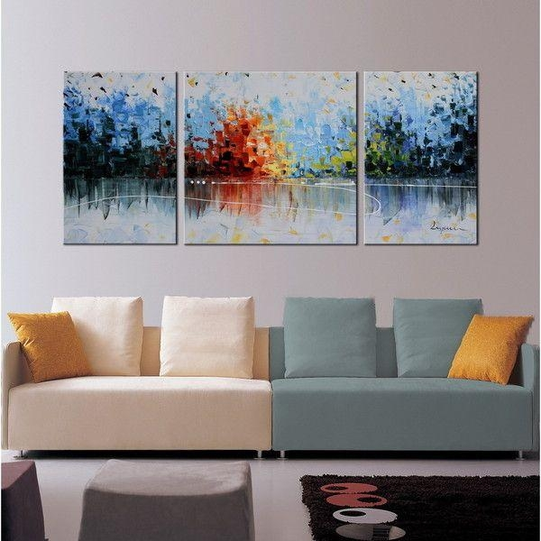 Best 20+ 3 Piece Canvas Art Ideas On Pinterest | Fall Canvas With 3 Piece Wall Art (Image 7 of 20)