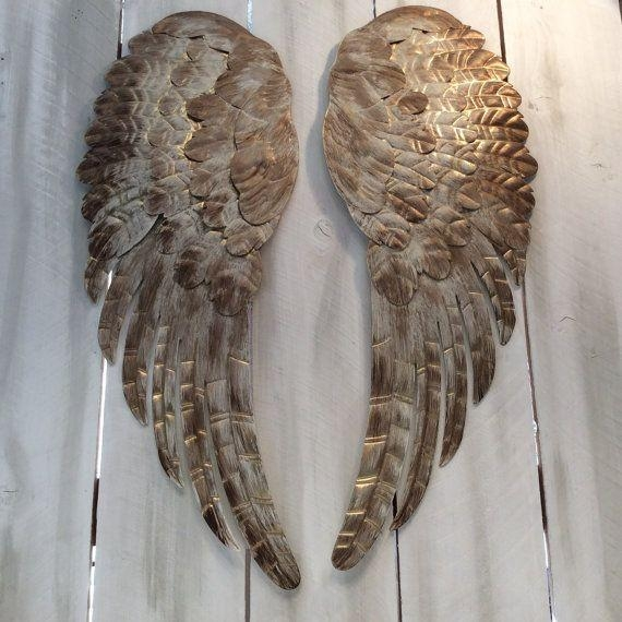 Best 20+ Angel Wings Wall Decor Ideas On Pinterest | Angel Wings Pertaining To Angel Wings Wall Art (Image 9 of 20)