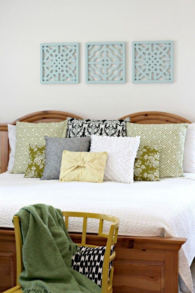 Top 20 over the bed wall art wall art ideas - Over the bed art ...