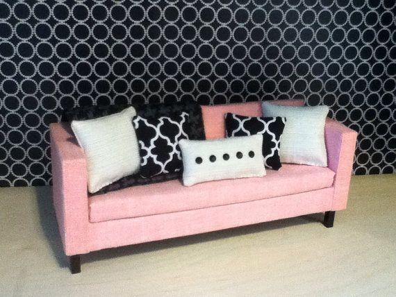 Best 20+ Barbie Furniture Ideas On Pinterest | Barbie Stuff, Diy For Barbie Sofas (Image 9 of 20)