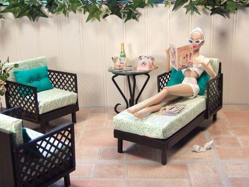 Best 20+ Barbie Furniture Ideas On Pinterest | Barbie Stuff, Diy Inside Barbie Sofas (Image 12 of 20)