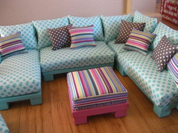 Best 20+ Barbie Furniture Ideas On Pinterest | Barbie Stuff, Diy With Regard To Barbie Sofas (View 5 of 20)