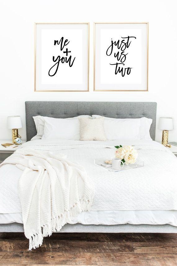 Best 20+ Bedroom Wall Decorations Ideas On Pinterest | Gallery In Bed Wall Art (Image 4 of 20)
