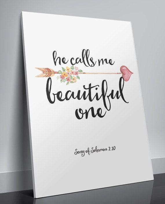 Best 20+ Bible Verses For Girls Ideas On Pinterest | Baby Bible For Bible Verses Framed Art (View 14 of 20)