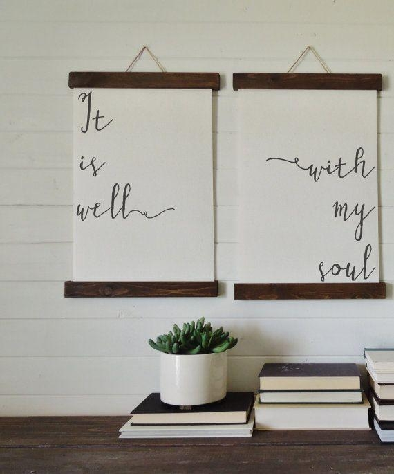 Best 20+ Canvas Wall Art Ideas On Pinterest—No Signup Required For Classy Wall Art (View 12 of 20)