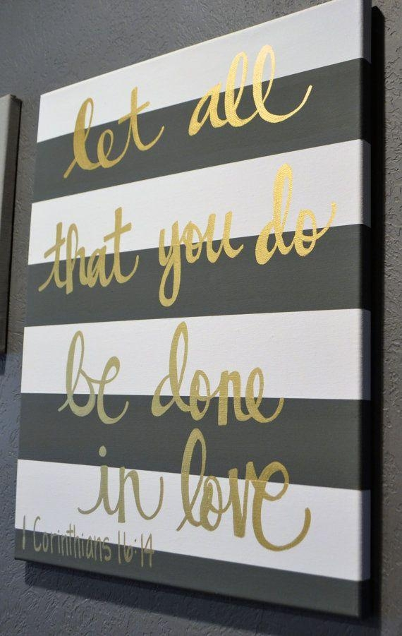 Best 20+ Canvas Wall Art Ideas On Pinterest—No Signup Required For Diy Pinterest Canvas Art (Image 7 of 20)