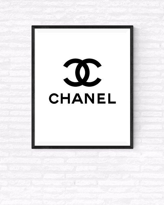 Best 20+ Chanel Wall Art Ideas On Pinterest | Chanel Print, Chanel Throughout Coco Chanel Quotes Framed Wall Art (View 13 of 20)