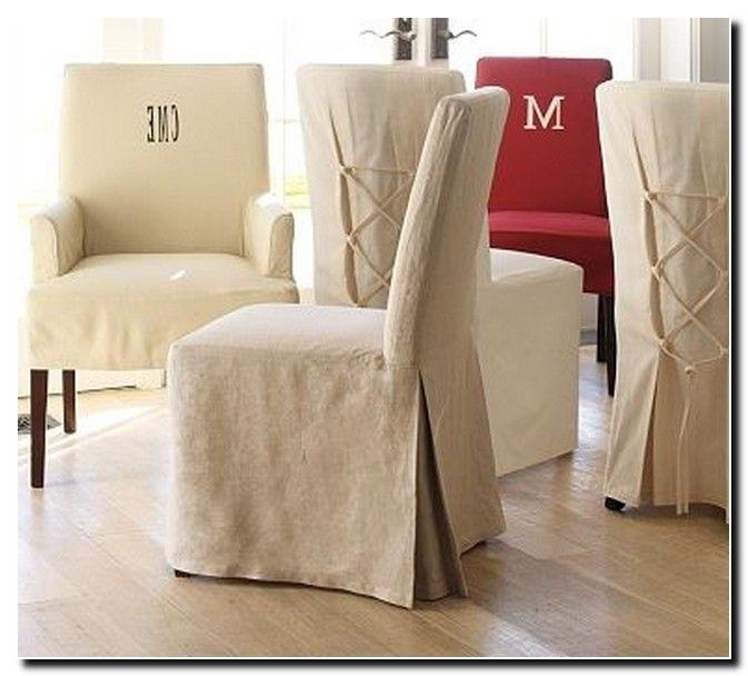 Best 20+ Dining Room Chair Slipcovers Ideas On Pinterest | Dining Inside Pottery Barn Chair Slipcovers (View 11 of 20)