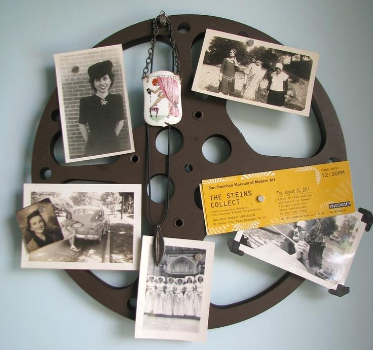 Best 20+ Film Reels Ideas On Pinterest | Movie Theme Decorations For Film Reel Wall Art (Image 11 of 20)
