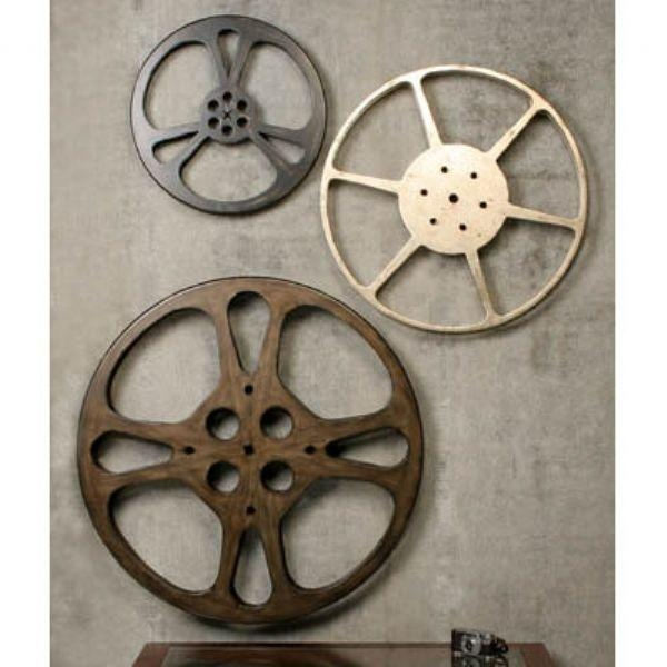 Best 20+ Film Reels Ideas On Pinterest | Movie Theme Decorations For Film Reel Wall Art (Image 10 of 20)
