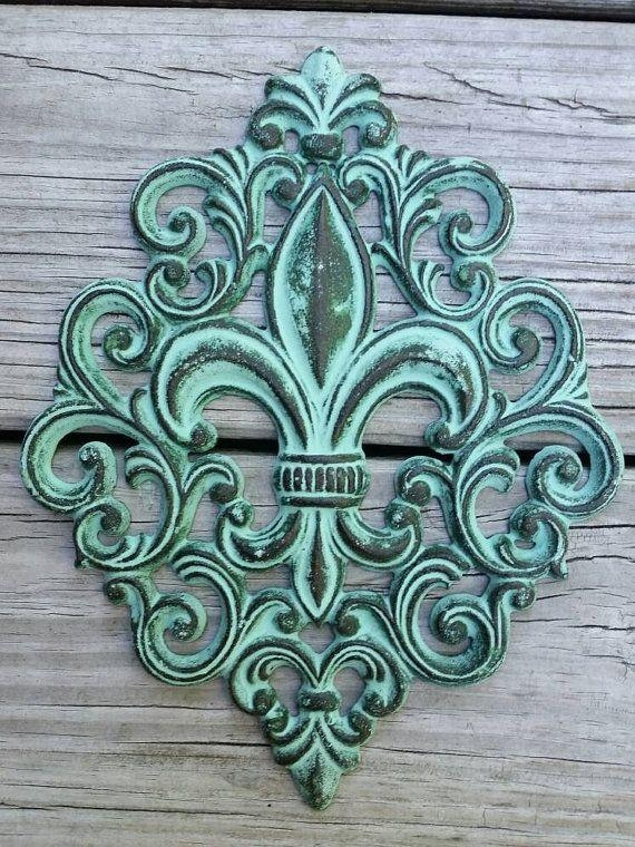 Best 20+ Fleur De Lis Ideas On Pinterest—No Signup Required With Fleur De Lis Metal Wall Art (Image 6 of 20)