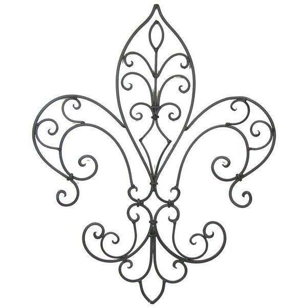 Best 20+ Fleur De Lis Ideas On Pinterest—No Signup Required Within Filigree Wall Art (Image 6 of 20)