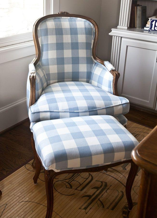 Best 20+ French Chairs Ideas On Pinterest | French Country Chairs Pertaining To Buffalo Check Sofas (View 20 of 20)