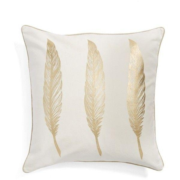 Best 20+ Gold Throw Pillows Ideas On Pinterest | Gold Room Decor Pertaining To Gold Sofa Pillows (Image 4 of 20)