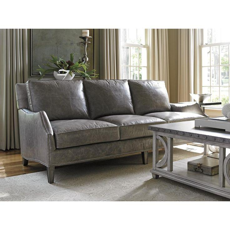Best 20+ Grey Leather Sofa Ideas On Pinterest | Grey Leather Couch Regarding Charcoal Grey Leather Sofas (View 1 of 20)
