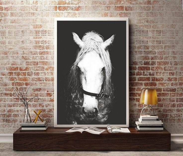 Best 20+ Horse Wall Art Ideas On Pinterest | Art Wall Kids Display Throughout Photography Wall Art (Image 5 of 20)