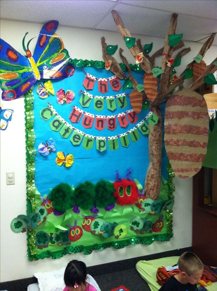 Best 20+ Hungry Caterpillar Classroom Ideas On Pinterest | Class Intended For Very Hungry Caterpillar Wall Art (Image 5 of 20)