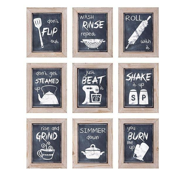 Best 20+ Kitchen Wall Art Ideas On Pinterest | Kitchen Art Intended For Kitchen Wall Art Sets (View 1 of 20)