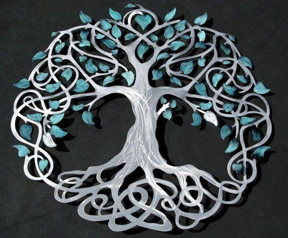 Featured Image of Celtic Tree Of Life Wall Art