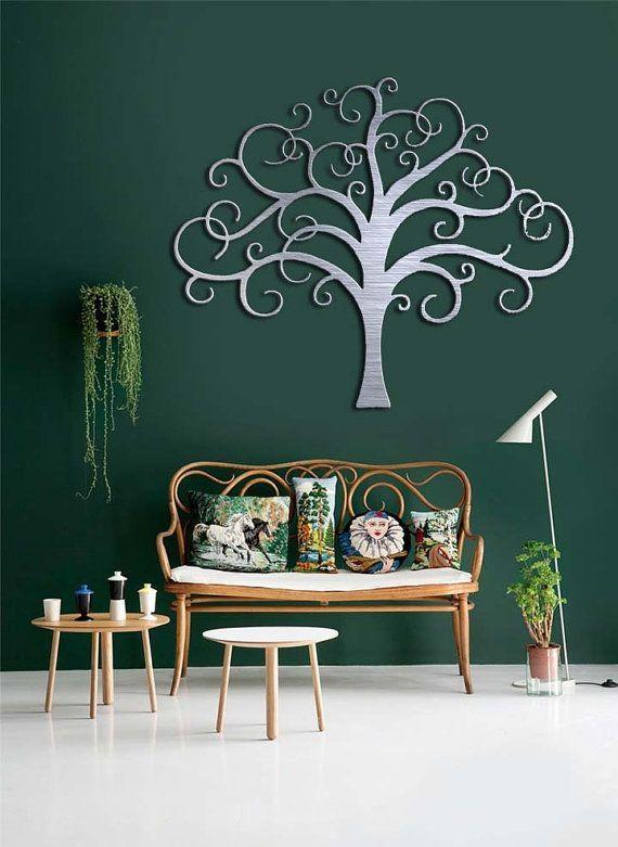 Best 20+ Metal Wall Art Decor Ideas On Pinterest | Metal Wall Art With Regard To Lime Green Metal Wall Art (Image 3 of 20)