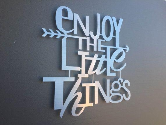 Best 20+ Metal Wall Decor Ideas On Pinterest | Metal Wall Art In Metal Word Wall Art (Image 5 of 20)