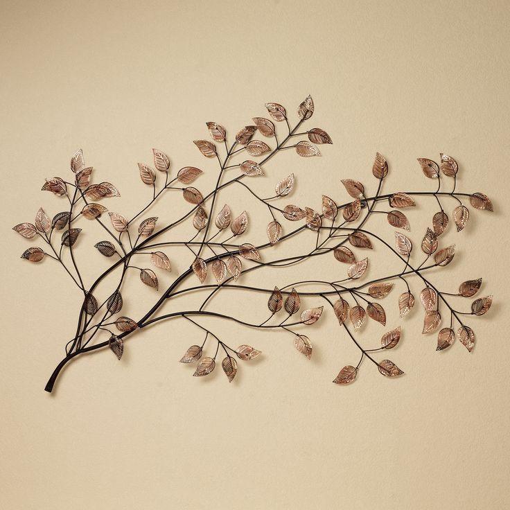 Best 20+ Metal Wall Decor Ideas On Pinterest | Metal Wall Art Intended For Metal Wall Art (View 14 of 20)