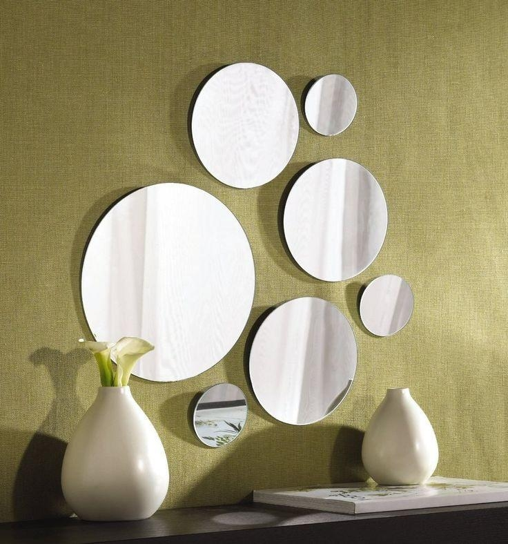 Best 20+ Mirror Wall Collage Ideas On Pinterest | Gallery Wall With Regard To Mirror Circles Wall Art (Image 4 of 20)