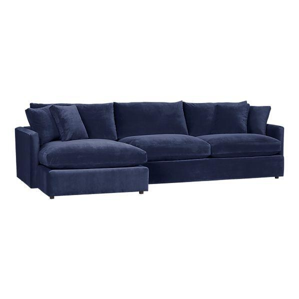 Best 20+ Navy Blue Couches Ideas On Pinterest | Blue Living Room With Regard To Blue Sofas (Image 5 of 20)