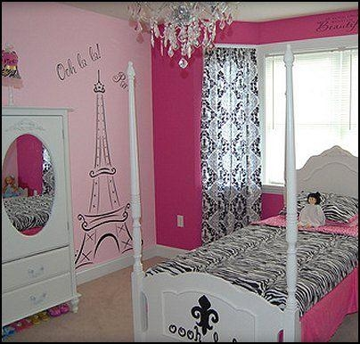 Best 20+ Paris Themed Bedrooms Ideas On Pinterest | Paris Bedroom For Paris Theme Wall Art (Image 7 of 20)
