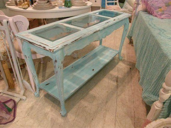 Best 20+ Shabby Chic Buffet Ideas On Pinterest | Shabby Chic Inside Shabby Chic Sofa Tables (View 2 of 20)