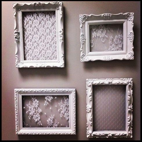20 Photos Shabby Chic Wall Art | Wall Art Ideas