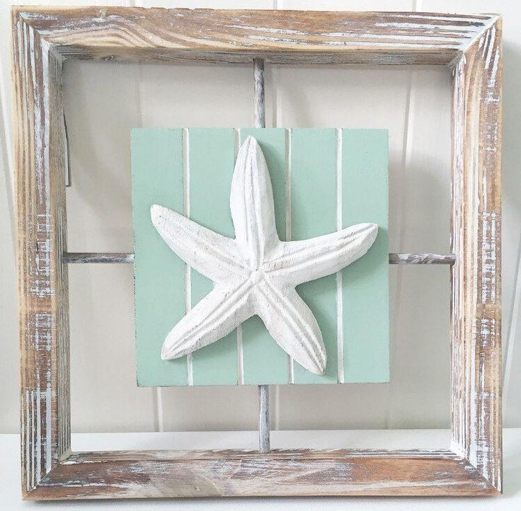 Best 20+ Starfish Decorations Ideas On Pinterest | Coastal Wall Inside Large Starfish Wall Decors (Image 2 of 20)