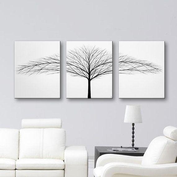 Best 20+ White Canvas Art Ideas On Pinterest | Gold Canvas For Large White Wall Art (Image 5 of 20)