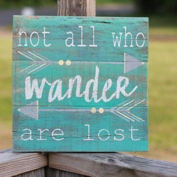 Best 20+ Wood Signs Sayings Ideas On Pinterest | Pallet Signs Intended For Wood Word Wall Art (Image 8 of 20)