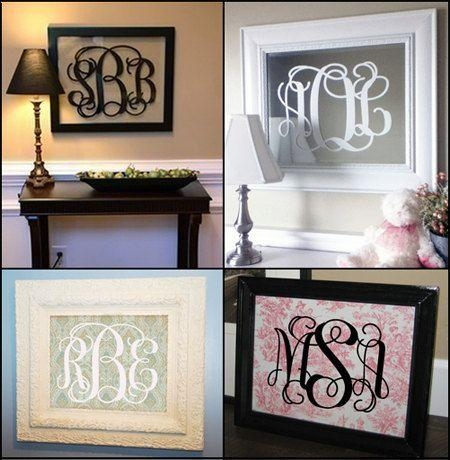 Best 25+ 16X20 Frame Ideas On Pinterest | 16X20 Picture Frame Within Framed Monogram Wall Art (Image 5 of 20)