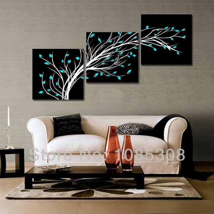 Featured Image of 3 Piece Modern Wall Art