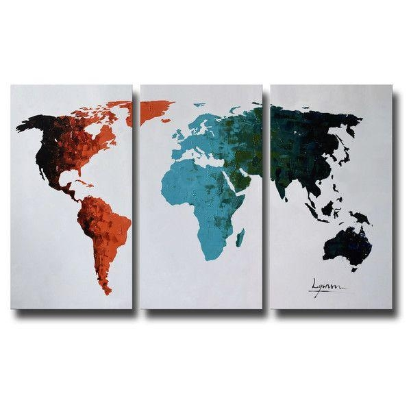 Best 25+ 3 Piece Canvas Art Ideas On Pinterest | Fall Canvas Within Multiple Piece Wall Art (View 14 of 20)