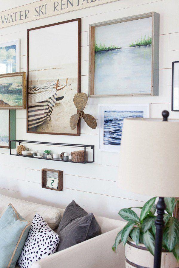 Best 25+ 3D Wall Decor Ideas On Pinterest | The Melody, Easy Wall Regarding Beach Cottage Wall Decors (Image 11 of 20)