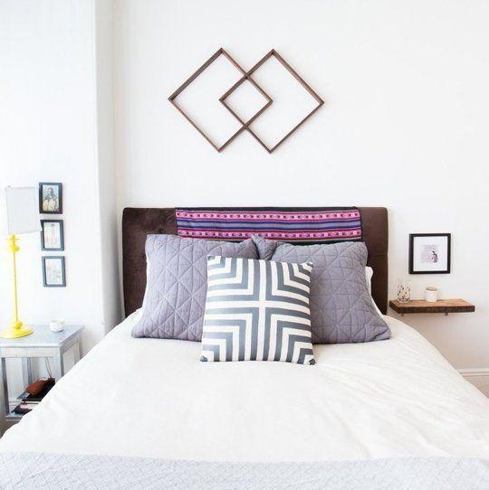Best 25+ Above Bed Decor Ideas On Pinterest | Above Headboard Pertaining To Over The Bed Wall Art (Image 10 of 20)