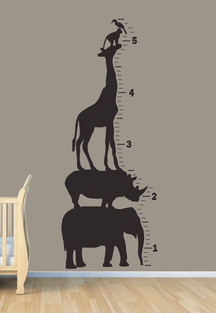 Best 25+ Animal Nursery Ideas On Pinterest | Baby Animal Nursery With Regard To Animal Wall Art (View 20 of 20)
