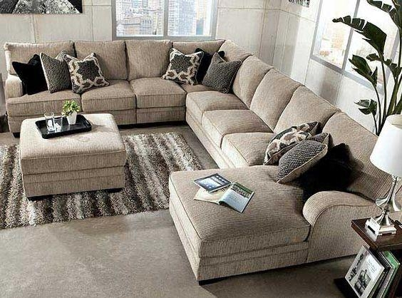 Best 25+ Ashley Leather Sofa Ideas On Pinterest | Ashley Furniture For Ashley Furniture Leather Sectional Sofas (Image 8 of 20)