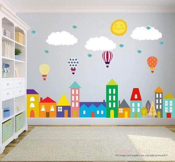 Best 25+ Baby Wall Decals Ideas On Pinterest | Baby Wall Stickers With Regard To Wall Art Stickers For Childrens Rooms (Image 6 of 20)
