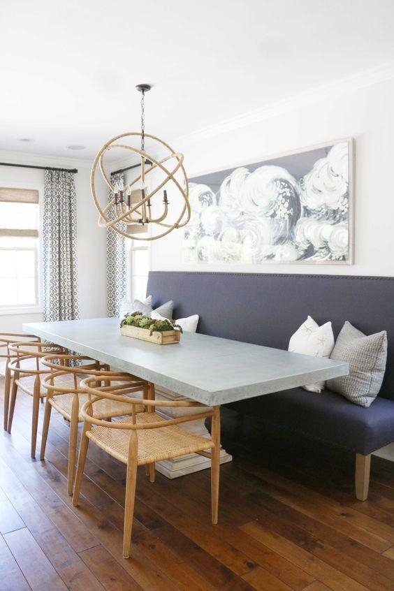 Best 25+ Banquette Seating Ideas On Pinterest | Kitchen Banquette With Regard To Banquette Sofas (Image 11 of 20)